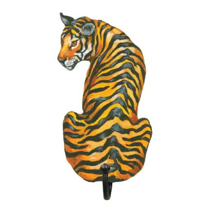 Tiger Shaped Single Hook
